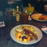 Photo taken at Dino's Eastside Grill by Ressa T. on 3/16/2014