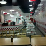 Photo taken at Five Guys by Eli M. on 11/21/2012