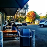 Photo taken at Sunflower Natural Foods Drive-In by matt k. on 10/28/2012