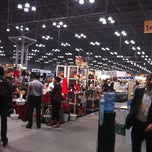Photo taken at Jacob K. Javits Convention Center by Sabrina T. on 7/2/2013