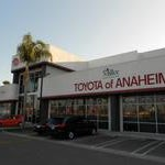 Photo taken at Miller Toyota of Anaheim by Frank on 7/23/2013