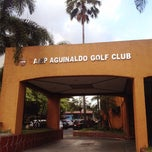 Photo taken at Camp Aguinaldo Golf Club by iMack L. on 2/21/2014