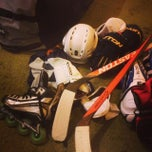 Photo taken at Water City Roller Hockey by Alex G. on 11/7/2013