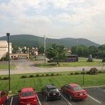 Photo taken at Holiday Inn Express by Chris B. on 7/13/2014
