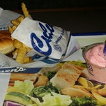 Photo taken at Culver's by Henry B. on 1/14/2015