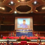 Photo taken at Dewan Merdeka PWTC by FauZi T. on 6/22/2013