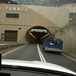 Photo taken at Lehigh Tunnel by Terri M. on 2/26/2013