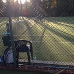 Photo taken at Beauchief Tennis Club by Mr H on 11/16/2013