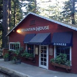 Photo taken at The Mountain House by Ryan P. on 4/18/2013