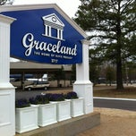 Photo taken at Graceland by Bruno R. on 2/21/2013