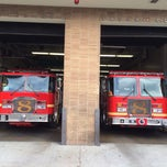 Photo taken at Firestation #8 by C. L. on 11/23/2013