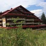 Photo taken at Club Hotel Yanakiev by Georgi Y. on 8/8/2014