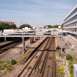 Photo taken at Southampton Central Railway Station (SOU) by Michael H. on 5/26/2013
