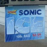 Photo taken at SONIC Drive In by Catherine T. on 6/29/2013