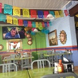 Photo taken at Taqueria El Rey Del Taco by Federico C. on 5/8/2013