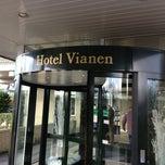 Photo taken at Van der Valk Hotel Vianen by Ger N. on 2/5/2013