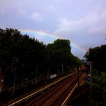 Photo taken at Rectory Road Railway Station (REC) by Mateus P. on 9/26/2012