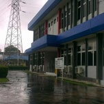 Photo taken at PT. PLN (PERSERO) UPT PALEMBANG by David Mizpa Grace S. on 3/11/2013