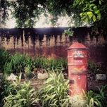 Photo taken at Sri aurobindo centre for arts and communication by Srini V. on 8/17/2013