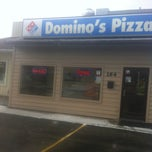 Photo taken at Domino's Pizza by Ramone T. on 12/11/2013