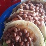 Photo taken at Tacos El Remolque by Adrian T. on 5/6/2014