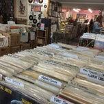 Photo taken at Joe's Record Paradise by andrea c. on 4/5/2014