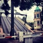 Photo taken at Montlake Bridge by Traci C. on 8/1/2013