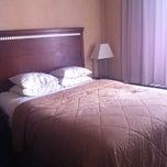 Photo taken at Comfort Inn by Aleksandra K. on 4/20/2013