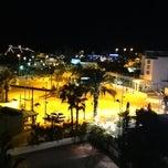 Photo taken at Okeanos Beach Hotel by Дмитрий Т. on 10/21/2013