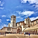 Photo taken at Basilica di San Francesco by ivan w. on 8/10/2013