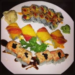Photo taken at Midori Sushi II by Cindy Y. on 4/7/2013