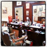 Photo taken at Barbearia 9 de Julho by Pedro J. on 7/6/2013