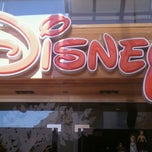 Photo taken at Disney Store by Robin H. on 10/1/2012