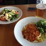 Photo taken at Café Prego by mallowe on 4/27/2013