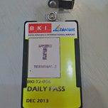 Photo taken at Kaunter Pas Harian MASB by Ultraman™ ♣ Z. on 10/28/2013