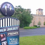 Photo taken at Old Joliet Prison by Hans S. on 6/7/2013