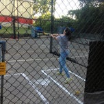 Photo taken at St. Matthews Batting Machines by Rich C. on 8/14/2013