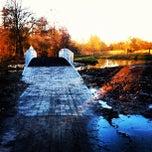 Photo taken at Genneper Parken by Sabine on 12/11/2012
