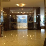 Photo taken at Lang Palace Hotel by ☀️🍻🏊 Fernando Z. on 2/6/2013