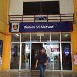 Photo taken at Kolej Meranti by Roshly S. on 3/2/2014