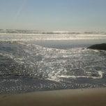 Photo taken at Playa El Zonte by Bea M. on 11/22/2012