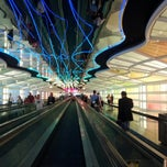 Photo taken at Chicago O'Hare International Airport (ORD) by Dorren c. on 7/8/2013