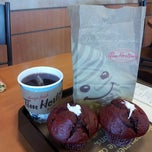 Photo taken at Tim Hortons by Jersey J. on 1/17/2014