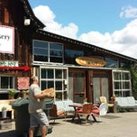Photo taken at The Country Bakery At Pennington Farms by Jaki L. on 8/14/2014