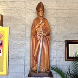 Photo taken at St. Cyprian Catholic Church by Phil R. on 5/21/2014