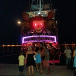 Photo taken at Pirates of Alanya by Ilayda B. on 7/2/2014