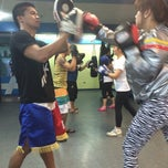 Photo taken at Gym Plus by Claire D. on 3/27/2014