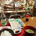 Photo taken at 八戸市営魚菜小売市場 by Pirararara on 9/10/2014