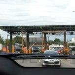 Photo taken at Gerbang Tol Buah Batu by Andy C. S. on 12/30/2014