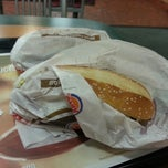 Photo taken at Burger King by RV S. on 2/5/2013